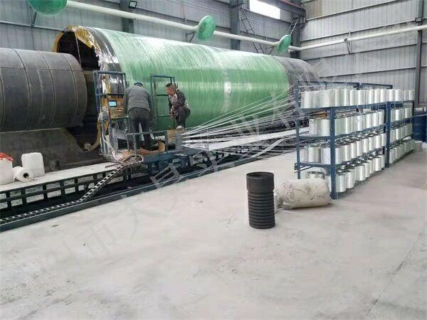 机制缠绕管道、储罐